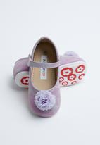 POP CANDY - Flower pumps - purple