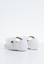 POP CANDY - Flower pumps - white