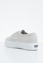SUPERGA - 2790 Classic Wedge - grey seashell