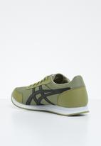 Asics Tiger - Curreo II - aloe/black