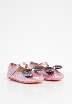 POP CANDY - Bow glitter pump - pink