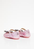 POP CANDY - Bow glitter pump - pink