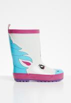 POP CANDY - Unicorn rain boots - multi