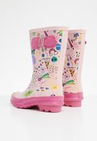 POP CANDY - Girls rain boots - pink