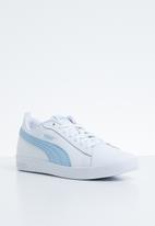 PUMA - Smash V2 sneakers - white