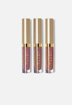 Stila - My bare lady stay all day liquid lipstick set