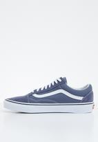 Vans - Old skool - blue and white