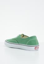 Vans - Authentic - deep grass green/true white