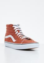 Vans - SK8-Hi - hot sauce/true white