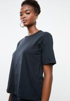 Superbalist - Crew neck tee 2 pack - black / white
