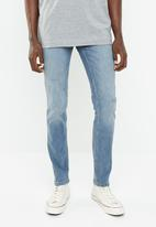 Cheap Monday - Renew tight fit jeans - blue