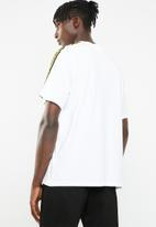 Cheap Monday - Boxer logo short sleeve tee - white