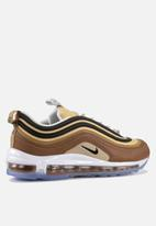 Nike - Air Max 97 - ale brown & gold - 'shipping box'