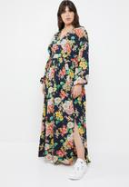 STYLE REPUBLIC PLUS - Goddess dress - multi