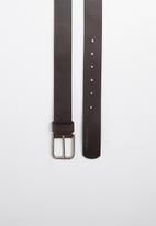 DC - Archery leather belt - brown
