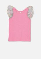 Cotton On - Karli tank - pink