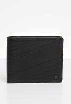 Billabong  - Team flip wallet - black