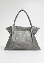 STYLE REPUBLIC - Deconstructed shopper bag - grey