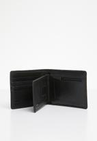Billabong  - Rock away 2 in 1 wallet - black
