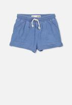 Cotton On - Nila knit short - blue