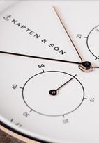 Kapten & Son - Heritage watch - black