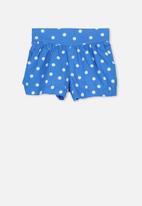 Cotton On - Callie short - blue