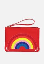 Cotton On - Fashion envelope bag - red