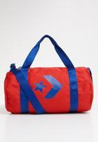 Converse - Lil duffel converse bag - red & blue
