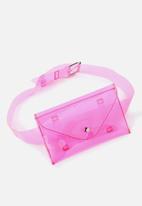 Cotton On - Fashion belt bag - pink