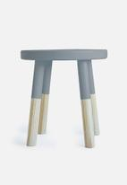 Simply Child - Play stool - grey