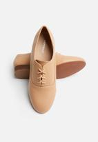 Superbalist - Joan lace-up - neutral
