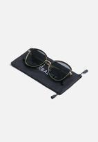 Superbalist - Victoria oversized sunglasses - black