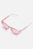 Superbalist - Gisele sunglasses -  peach