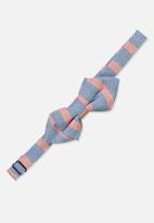 Cotton On - Billy bow tie - red & blue