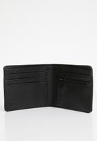 Vans - Full patch bifold wallet - black