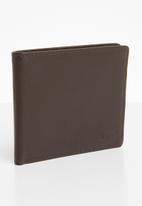 Vans - Drop v bifold wallet - brown