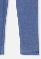 Cotton On - Huggie tights - blue