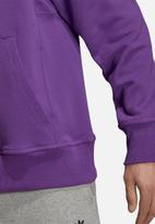 adidas Originals - Kaval graphic hoodie - purple