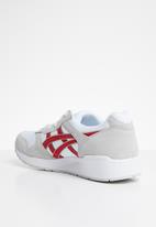 Asics Tiger - Lyte-Trainer - white/classic red