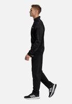 adidas Performance - Base tracksuit - black
