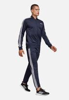 adidas Performance - Basic tracksuit - navy