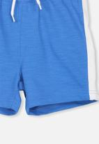 Cotton On - Henry slouch short - blue