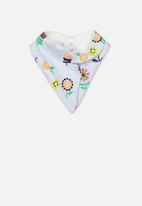 Cotton On - Dribble bib - multi