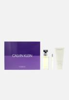 CALVIN KLEIN - Ck Eternity Edp 100ml & Bl 200ml & Edp 10ml (Parallel Import)
