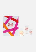 Issey Miyake - Issey Pleats Please Edt 50ml + Bl 75ml + Sg 30ml (Parallel Import)