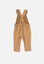 Cotton On - Suzie overall - brown