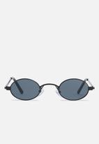 Joy Collectables - Oval sunglasses - black
