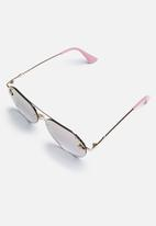 Joy Collectables - Aviator sunglasses - pink