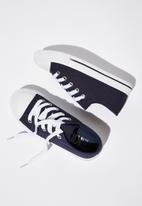 Cotton On - Classic trainer lace-up - navy