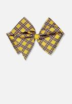 Cotton On - Statement bows - yellow